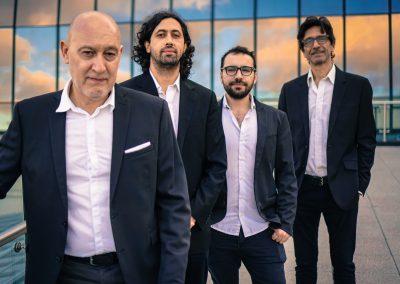 César Angeleri Cuarteto