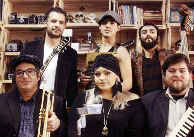 Gringo's Washboard Band