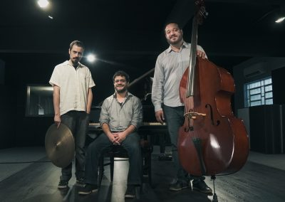 Pedro Assad+ 2 trio