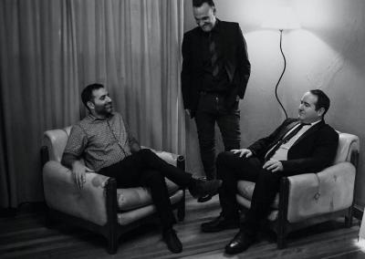 Pablo Carmona Trio